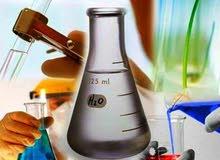 كيميائي ( فني مختبر. جودة . إشراف ) _أبحث عن عمل