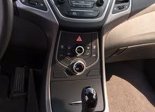Hyundai Avante 2015 For sale - Grey color