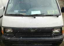 1997 Used Hiace with Manual transmission is available for sale
