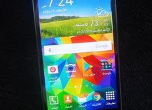 هاتف Samsung Galaxy S 5 نضيف كرت مش مطبع ويدعم اي نظام شرائح. فقط 35 الف