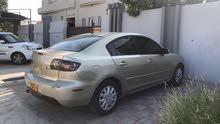 مازدا 3 للبيع استعمال اجنبي فحص بيمه سنه سياره نظيفه جدا