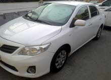 i want to sell 2012 toyota corolla car