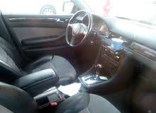 Used condition Audi A3 2001 with +200,000 km mileage