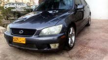 Gasoline Fuel/Power   Lexus IS 2004