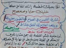مدرس لغة عربية لجميع المراحل بأسعار مناسبة