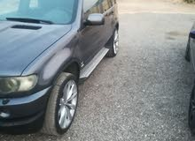 BMW X5 2002 For sale - Grey color