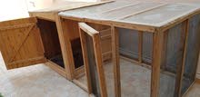 Dogs/Pets big wood cage for sale