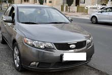 Grey Kia Forte 2010 for sale