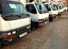 Manual Mitsubishi Canter 2001