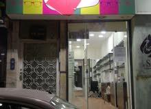 محل للبيع  في الصويفية - شارع المطاعم - بجانب شاورما الفارس