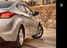 سياره الايجار افانتي 2011 فل كامل  يومي اسبوعي شهري بالاضافه مع خدمه سائق