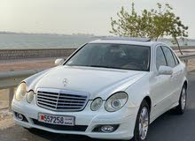 For sale Mercedes Benz E 280 car in Manama