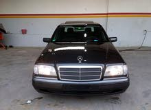 1998 Used C 200 with Automatic transmission is available for sale