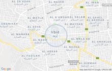 Second Floor  apartment for rent with 4 rooms - Irbid city Mojamma' Amman Al Jadeed