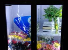 ثلاجة زهور للبيع
