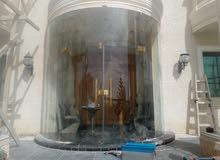 زجاج و شورات ومرايا وزجاج حراري (سيكوريت)