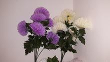 bouquet de fleurs artificiels