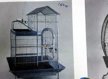 brand new parrots cage free delivery on pay