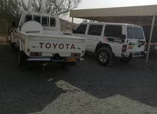 Toyota Land Cruiser Pickup car is available for sale, the car is in New condition