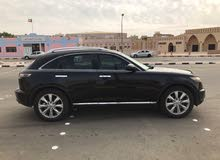 Infiniti FX35 car is available for sale, the car is in  condition
