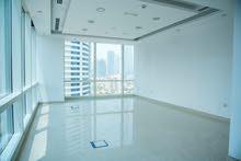 دبي بيزنس باي برج تجاري راقي مكاتب مجهزة شاملة التكييف-ايجار سنوي