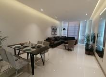 Modern Style  New 2 BR FF apartment With Balcony and unlimited EWA in  New Hidd for Rent