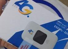 جهاز 4G بالعقد فيه رصيد 700 دينار، استعمال اسبوع، سعر حرق.