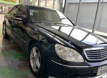 Gasoline Fuel/Power   Mercedes Benz S 320 2002