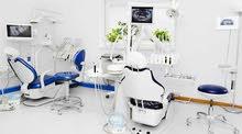 مطلوب شريك لعيادة أسنان