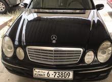 Mercedes 2005 Eclass 240