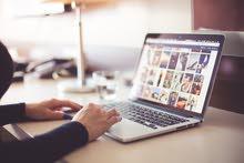 خبير تسويق رقمي على مواقع التواصل الاجتماعي