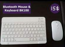 Bluetooth mouse & keyboard