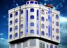 للبيع عماره ثلاثه طوابق في الاصبحي امام فندق هاي كلاس