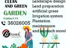 landscaping and Garden Maintenance