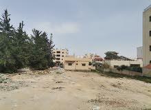 ارض البتراوي بالقرب من كنيسة المار يوسف. سكنية وتجارية