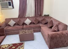 sofa Lshape 7 seater