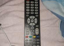 ريموت تلفزيون اكسترا 55او 65
