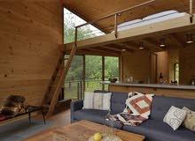 prefabricated camp chalet villa house farmhouse / شاليه ڤيلا بيت مزرعة مجلس