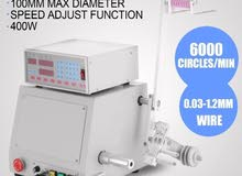 ماكينة لف مولدات كهربأيه cnc Automatik Coil Winder