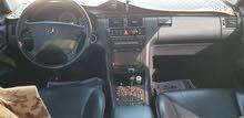 مرسيدس  E430 موديل 2001  وارد و بحاله الوكاله