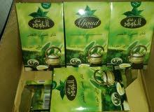 كاش أوشيك شاي الجود الأخضر
