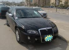 عربيه ام جي 750