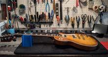 صيانة الكيتار الكهربائي Electric guitar repair