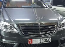 مرسيدس اس 550 وارد المانيا