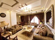 شقة أرضية دوبلكس 236م 4نوم مع تراسات 90م بسعر مميز