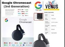 google Chromecast OMR 20 Android + iPhone