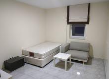 للإيجار غرف مفروشة للعرب في الرقة شارع المكتوم