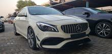 2018 Mercedes BENZ-CLA 250