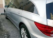 ،  مرسيدس mercedes R350 family car and others