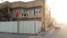 للبيع او مراوس في بغداد بيت ركن 100 متر طابو صرف + حديقة وكراج 40 متر